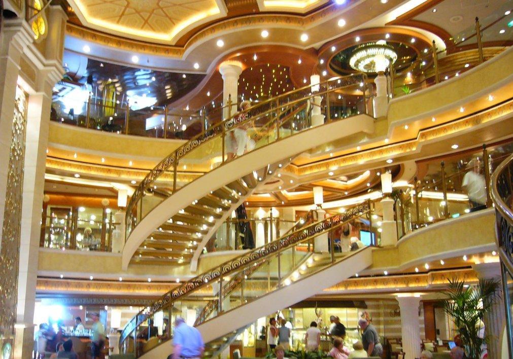 Cruisefellows Com Ship Princess Emerald