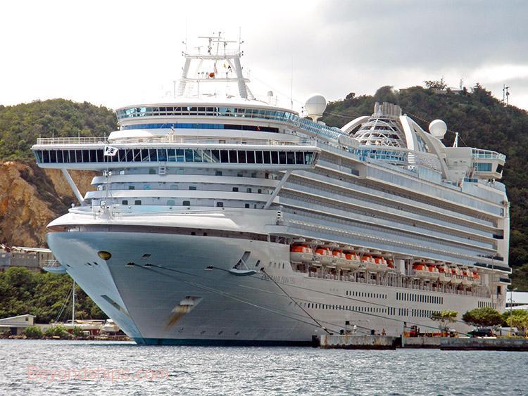 CruiseFellows Ship  Princess  Emerald