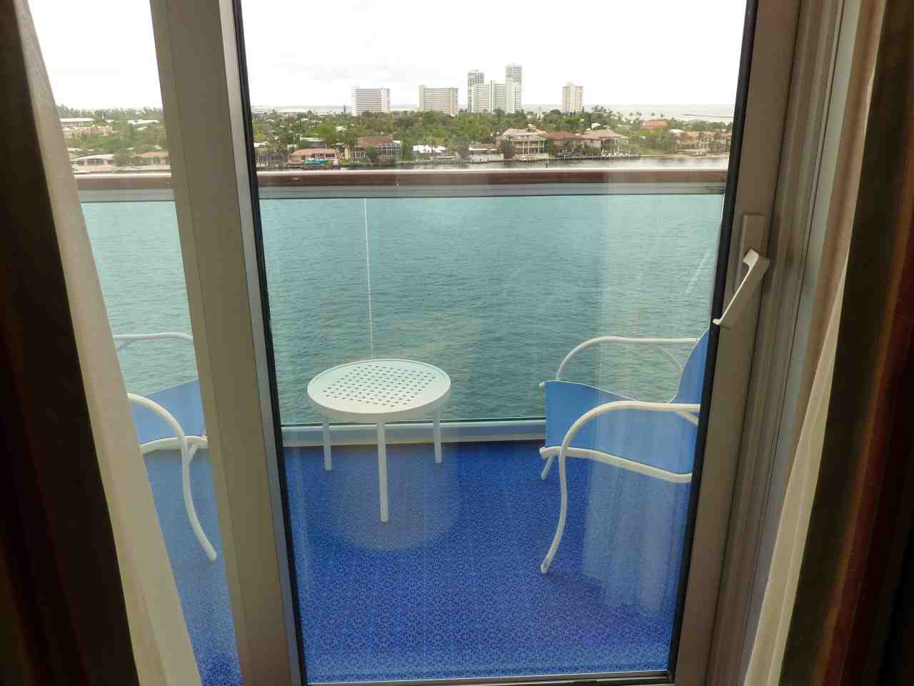 Ship princess ruby for Cruise ship balcony view